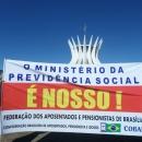 MARCHA EM DEFESA DA SEGURIDADE SOCIAL - SUAS