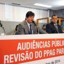 Auditório - Palácio da Inconfidência - ALMG - Rua Rodrigues Caldas, nº 30 - Bairro Santo Agostinho - Belo Horizonte